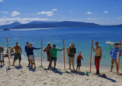 Reef Restoration – Fitzroy Island