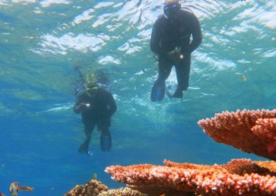 Integrated Coral Reef Citizen Science Program